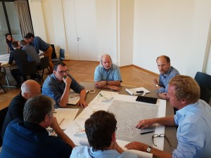 Des ateliers de réflexion seront organisés pour finaliser ce projet.