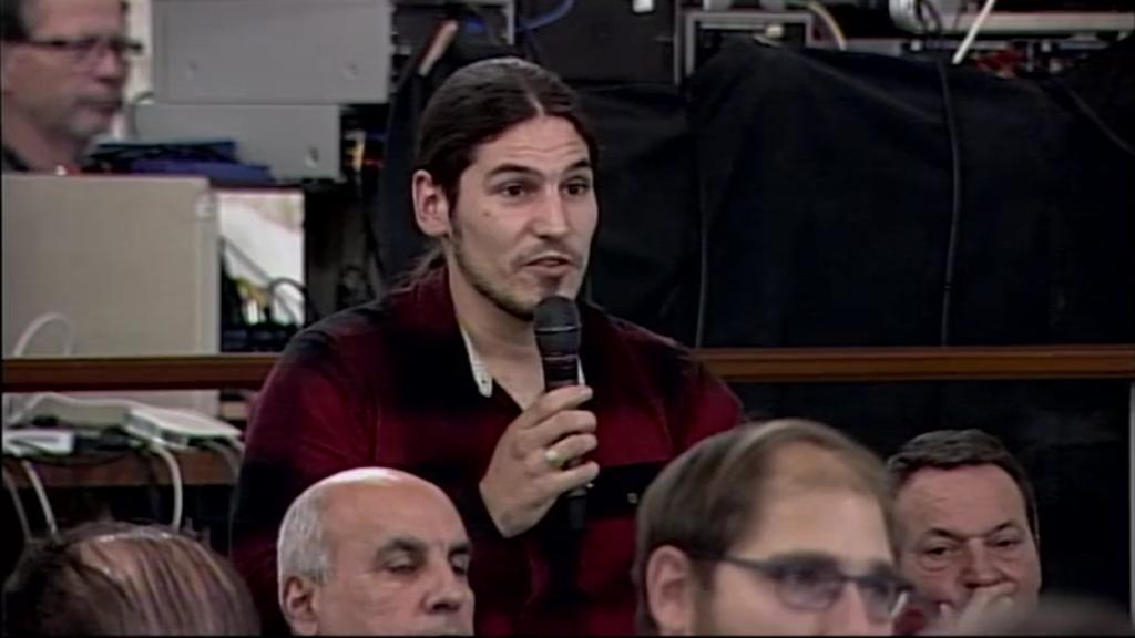 Pascal Molliat, président du groupe Vevey Libre.