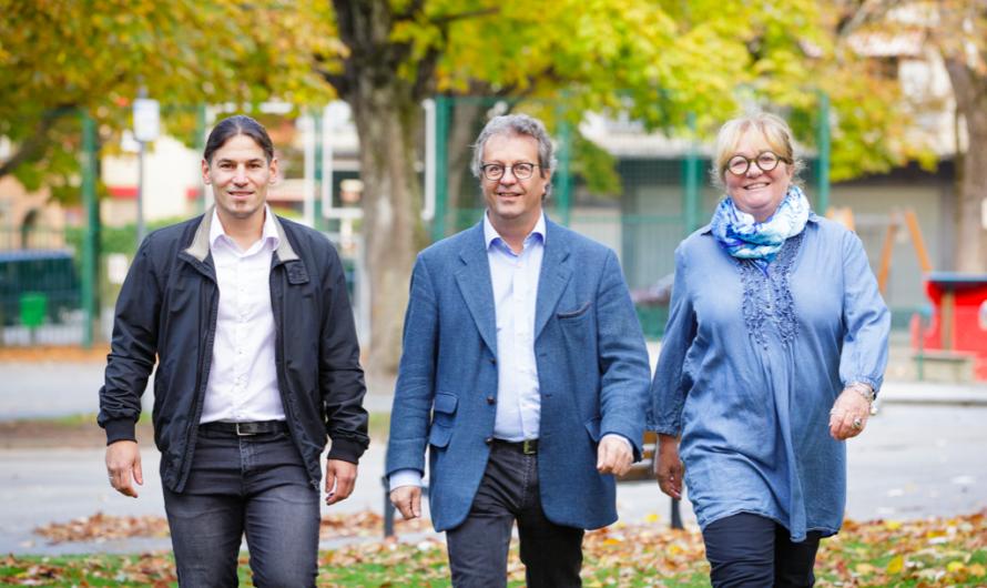 Vevey Libre présente trois candidats à la Municipalité bien ancrés dans le terreau local