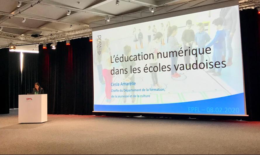 Education numérique: Vevey envoie un coup de semonce au Conseil d'Etat avec le soutien des Libres